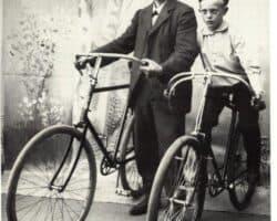 Cyklens barndom